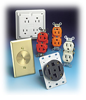 Outlets Receptacles